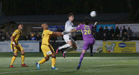 Sutton United v Torquay United, Surrey - UK - 21 Nov 2017