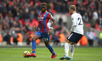 Tottenham Hotspurs v Crystal Palace, London - UK - 5th November 2017