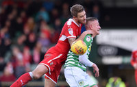 Yeovil Town v Swindon Town, Yeovil, UK - 18 Nov 201