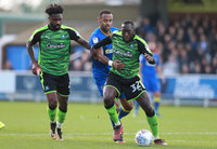 AFC Wimbledon v Plymouth Argyle, Kingston Upon Thames, UK - 21 O