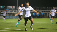 Bromley v Dover Athletic, London - UK - 17th October 2017