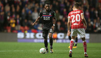 Bristol City v Crystal Palace, Bristol - UK - 24th October 2017