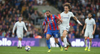 Crystal Palace v Chelsea, London - UK - 14th September 2017