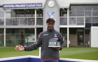 Crystal Palace Player Of The Month October 2017, London - UK - 1