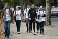 Palace For Life Marathon March, London - UK - 7th October 2017