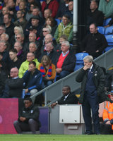 Crystal Palace v West ham United, London - UK - 28th October 2017