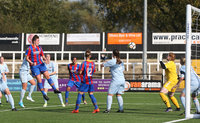 Crystal Palace Ladies v Lewes Ladies, London - UK - 15th October 2017