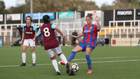 Crystal Palace Ladies v West Ham United Ladies, London - UK - 22