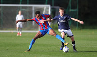 Millwall Academy v Crystal Palace Academy, Bromley, UK - 21 Oct