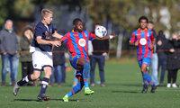 Millwall Academy v Crystal Palace Academy, Bromley, UK - 21 Oct