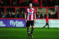 Exeter City v Luton Town , Exeter, UK - 17 Oct 2017