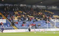 Mansfield  v Exeter City, Mansfield, UK - 28 Oct 2017