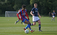 Millwall U23s v Crystal Palace U23s, London - UK - 6th October 2