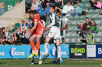 Plymouth Argyle v Shrewsbury Town, Plymouth, UK - 14 Oct 2017
