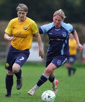 Torquay United Ladies v Ilminster Ladies , Ipplepen, UK - 15 Oct