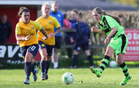 Torquay United Ladies v Forest Green Ladies , Ipplepen, UK - 29