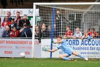 Truro City and Hampton v Richmond Borough, Truro, UK - 14 Oct 20