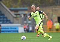 Wycombe Wanderers v Exeter City, Wycombe - UK 14 Oct 2017