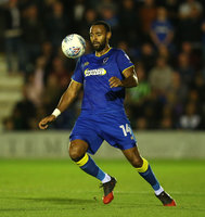 AFC Wimbledon v MK Dons, London - UK - 22nd September 2017