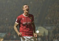 Bristol City v Bolton Wanderers, Bristol - UK 26 Sept 2017