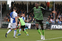 Bristol Rovers v Plymouth Argyle, Bristol UK - 30 Sept 2017