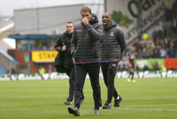 Burnley v Crystal Palace, London - UK - 10th September 2017