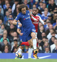 Chelsea v Arsenal, London, UK - 17th September 2017
