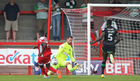 Crawley Town v Yeovil Town, Crawley - UK - 2nd September 2017