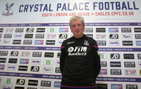 Crystal Palace Press Conference, London - UK - 15th September 20
