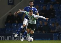 Chesterfield  v Yeovil, Chesterfield, UK - 26 Sept 2017