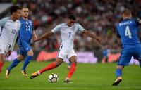 England v Slovakia, London, UK - 04 September 2017