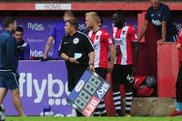 Exeter City v Newport County, Exeter, UK - 2 Sept 2017