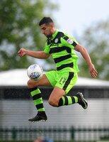 Forest Green Rovers v Exeter City, Nailsworth, UK - 9 Sept 2017