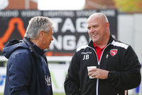Exeter City v Morecambe, Exeter, UK - 30 Sept 2017