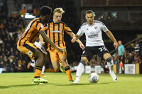 Fulham v Hull, London, UK - 13 September 2017