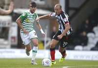 Grimsby  v Yeovil, Grimsby, UK - 16 Sept 2017