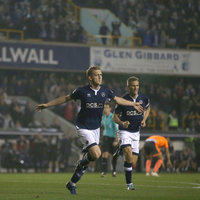 Millwall v Reading, London - UK - 26th September 2017