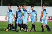 Paulton Rovers v Cirencester Town, Paulton, UK - 23 Sept 2017