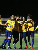 Bromley v Torquay United, London - UK - 12th September 2017
