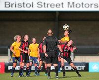 Torquay United Ladies v Bournemouth , Torquay, UK - 17 Sept 2017