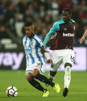 West Ham United v Huddersfield Town, London - UK - 11th September 2017