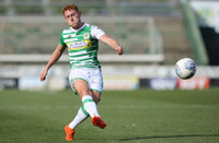 Yeovil Town v Port Vale, Yeovil, UK - 23 Sept 2017