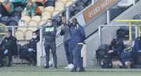 Burton Albion v Plymouth Argyle, Burton Upon Trent, UK - 17 Apr 2021
