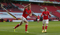 Charlton Athletic v Crewe Alexandra, Greenwich - 27 April 2021