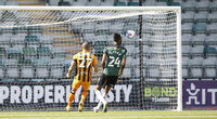 Plymouth Argyle v Hull City, Plymouth, UK - 10 Apr 2021