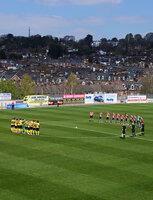 Exeter City v Southend United, Exeter, UK - 17 Apr 2021