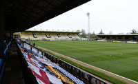 Cambridge United v Exeter City, Cambridge, UK - 10 April 2021