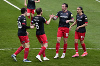 Cambridge United v Exeter City, Cambridge, UK - 10 April 2021