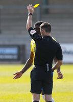 Torquay United v Notts County, Torquay, UK - 24 Apr 2021