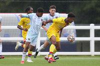 Crystal Palace U18s v West Ham United U18s, Beckenham - 21 August 2021